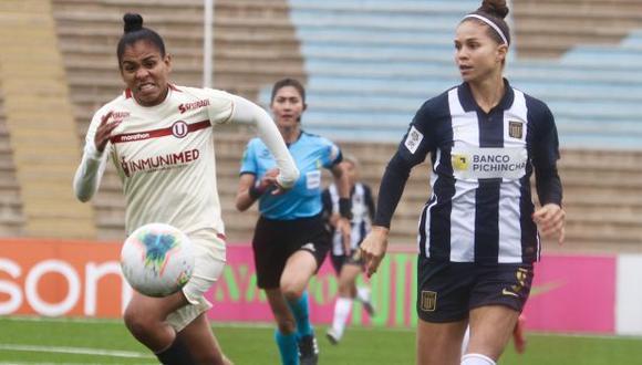 Universitario y Alianza Lima siguen en lo más alto de la Liga Femenina 2021. (Foto: Liga Femenina FPF)