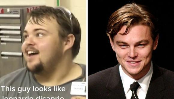 Muchos sostienen que James Reynolds es muy parecido a la versión juvenil de Leo DiCaprio. (Foto: @cody_the_prodigy / Lucy Nicholson / AFP)
