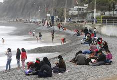 Costa Verde: vecinos pasean por el malecón y la playa durante domingo sin inmovilización | FOTOS