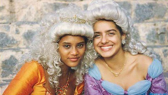 Xica da Silva fue una telenovela muy exitosa, aunque al mismo tiempo muy polémica (Foto: SBT)