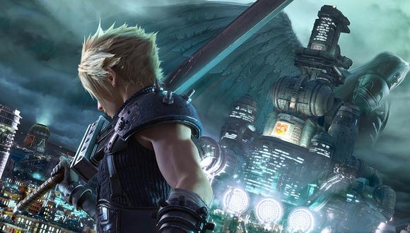Square Enix lanzará 'Final Fantasy VII Remake' el 3 de marzo 2020 para PS4. (Square Enix)