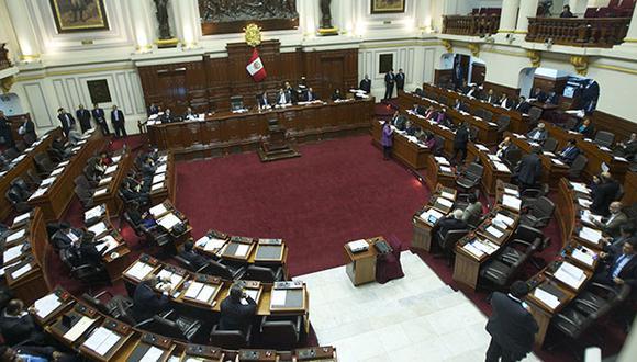 Congreso de la República aprobó el pasado 1 de febrero la Ley Orgánica de la JNJ. (Foto: GEC)
