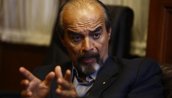 Mauricio Mulder cuestiona trabajo de ex congresista Juan Pari. (Perú21)