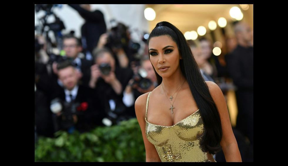 Kim Kardashian tiene más de 123 millones de seguidores en Instagram. (AFP)