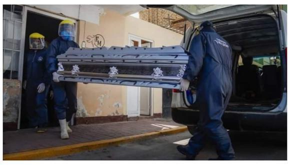 Moquegua: Los fallecimientos por COVID-19 se mantienen en una meseta; mientras que los contagios van en aumento, informó el titular de la Gerencia Regional de Salud (Geresa), Atilio Machaca. (Foto Archivo GEC)