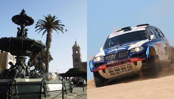 La ceremonia de premiación del Dakar será este domingo 15. (Andina/Internet)