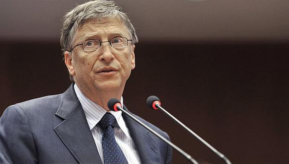 """Gates llamó a los millonarios del país a hacer un """"sacrificio conjunto"""". (Reuters)"""
