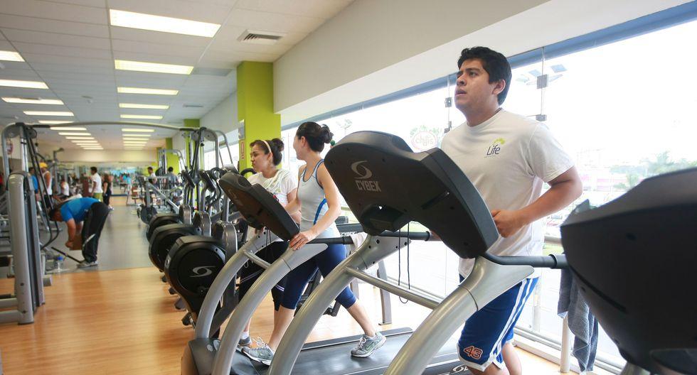 La multa por incumplir con la apertura del gimnasio Sportlife asciende a 12 UIT. (Foto: GEC)