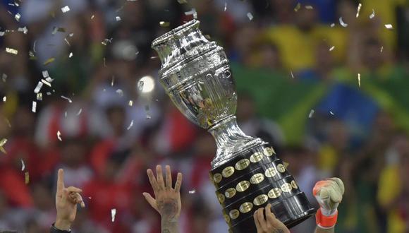 La Copa América 2020 debía disputarse entre junio y julio en Argentina y Colombia. (Foto: AFP)