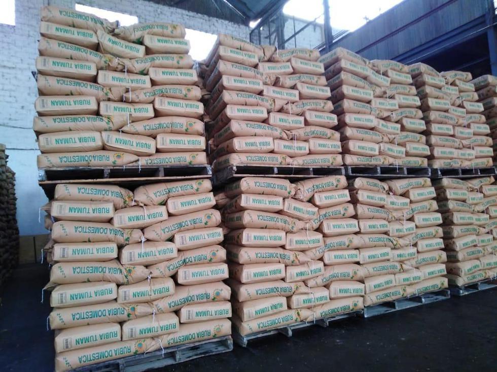 Se vendieron 25,950 sacos y mil toneladas de melaza para poder pagar los sueldos atrasados de los trabajadores.