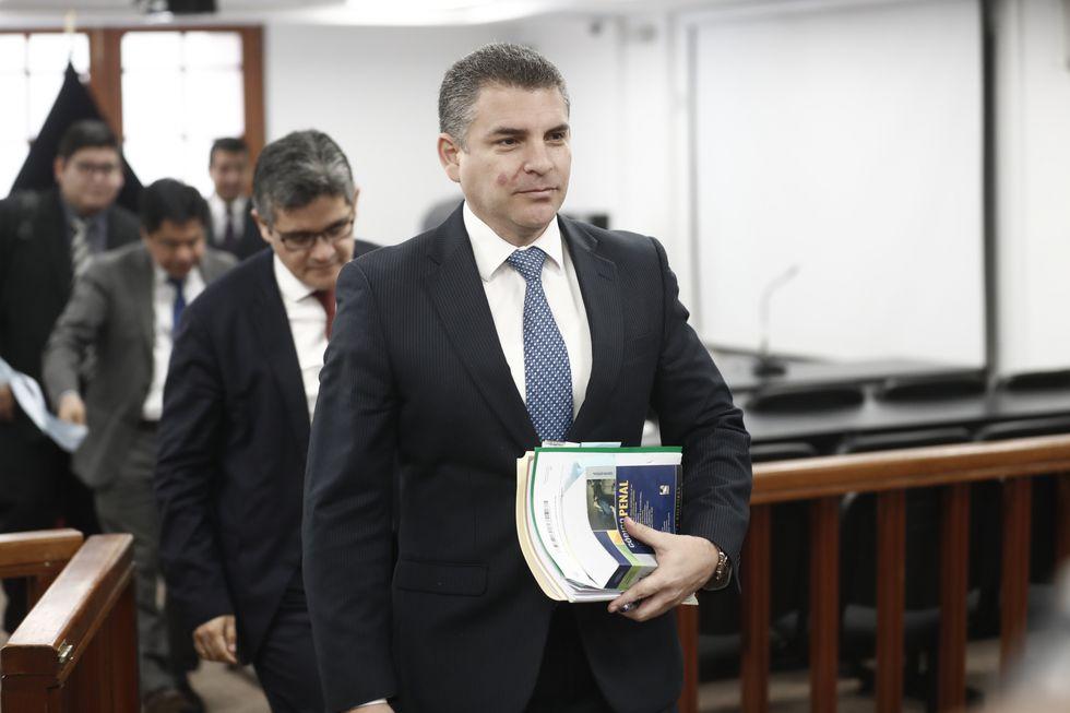 Vela anunció que el 11 de ese mes, en Brasil, ex directivos de Odebrecht firmarán acuerdo con equipo especial. (GEC)