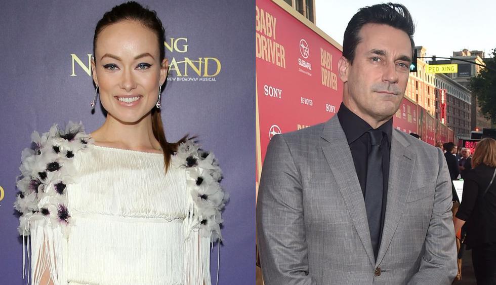 Olivia Wilde y Jon Hamm formarán parte del elenco de la nueva película de Clint Eastwood. (Foto: AFP)