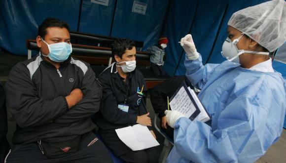 Los contagiados por la gripe AH1N1 se encuentran internados en el hospital Sabogal del Callao. (USI)