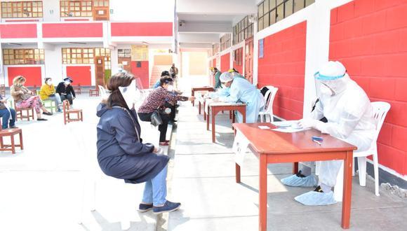 Tacna: realizarán campaña de descarte de COVID-19 en La Yarada-Los Palos (Foto: Diresa Tacna)