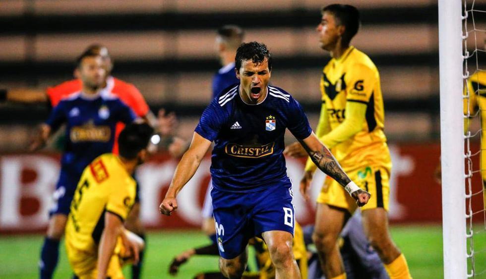 Sporting Cristal goleó 3-0 a Cantolao con doblete de Herrera por el Torneo Clausura. (Francisco Neyra/USI)