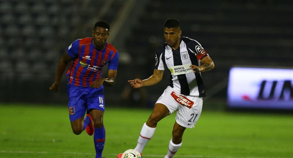 Alianza Lima cayó 3-2 ante Alianza Universidad en Matute. (Foto: Hugo Curotto/GEC)