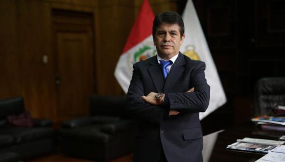 La Comisión Permanente evaluará la recomendación de destituir a Tomás Gálvez. (GEC)