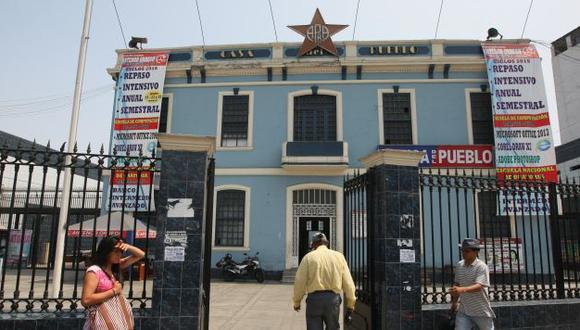 Sin dueño. La Casa del Pueblo tendrá nueva máxima autoridad. (Perú21)