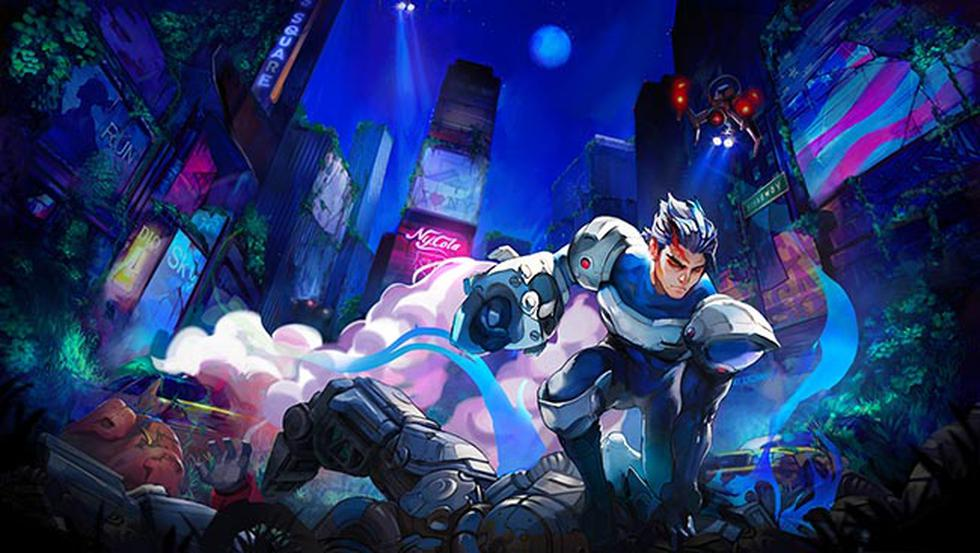 'Steel Assault' ya se encuentra para PC y Nintendo Switch.