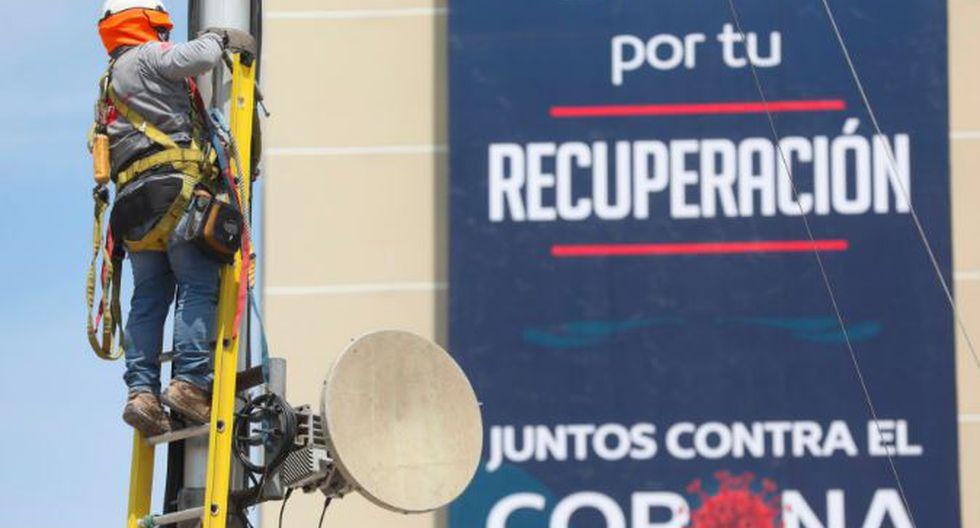 Villa Panamericana abre hoy sus puertas para dar atención a pacientes con COVID-19. (Fotos: Andina)