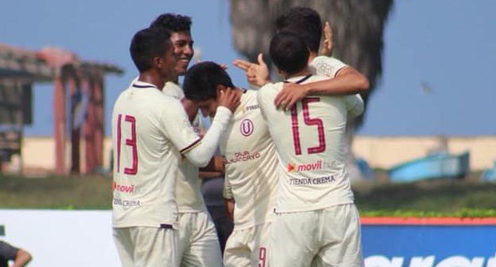 Universitario igualó el puntaje de Alianza Lima y Sport Huancayo en el Torneo de Reservas. (Foto: Universitario de Deportes)