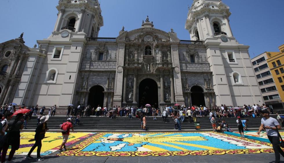 Los ganadores del evento fueron la Asociación Central Folklórica Puno y a la Empresa Municipal de Mercados S.A. (EMMSA) en las categorías externa e interna, respectivamente. (Foto: Municipalidad de Lima)