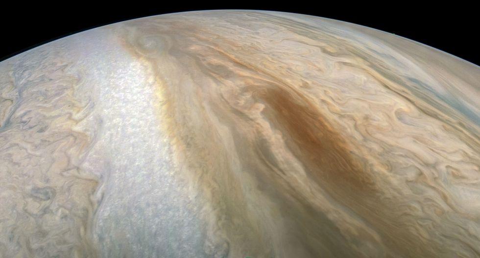 Júpiter es el siguiente objetivo de la NASA. (Foto: AFP)