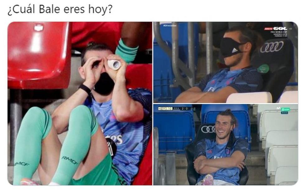 Real Madrid vs. Granada: los mejores memes de la victoria blanca en Los Cármenes. (Fotos: Meme Deportes)
