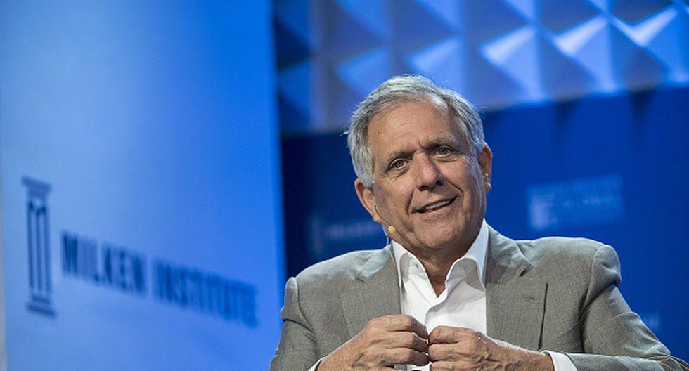 El presidente de la cadena televisiva CBS, Leslie Moonves, renunció a su cargo tras seis nuevas denuncias por acoso y agresión sexual. | Foto: Getty