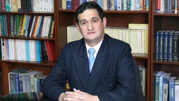 'La frase ('Esteban Cacha con el pueblo\') no es ofensiva, es popular', dijo el especialista en temas municipales Julio César Castiglioni. (Difusión)