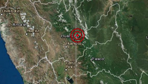 No hay reporte de daños tras el sismo. (Foto: IGP)