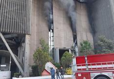 México: mujer muere en incendio en edificio del metro