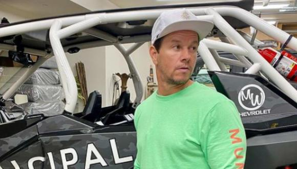 Mark Wahlberg estuvo más de un mes detenido (Foto: Instagram)