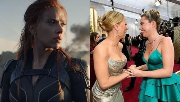 Florence Pugh sería la nueva 'Black Widow'. (Foto: Marvel Studios/@florencepugh)