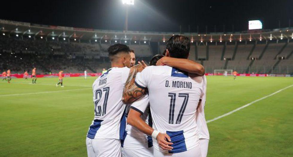El ganador avanzará a la fase 3 de la Copa, donde se cruzará con el vencedor del duelo entre el Palestino chileno e Independiente Medellín de Colombia. (Foto: Twitter Talleres)