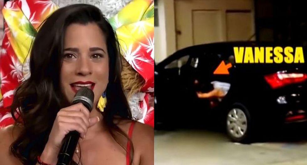 Vanessa Terkes hizo mea culpa por 'ampay' en el que se le ve en mal estado tras salir de fiesta. (Foto: Captura de video)