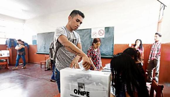 Adelanto de elecciones