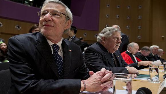 Van Kleveren cerró los alegatos chilenos sin demostrar existencia de tratado. (AP)