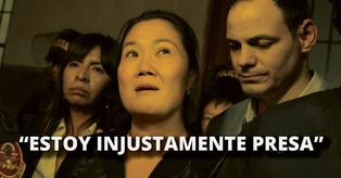 Keiko Fujimori se niega a declarar ante Fiscal