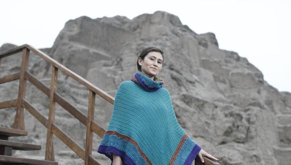 Luz Gutiérrez Privat dirigió el Conjunto Nacional de Folklore.