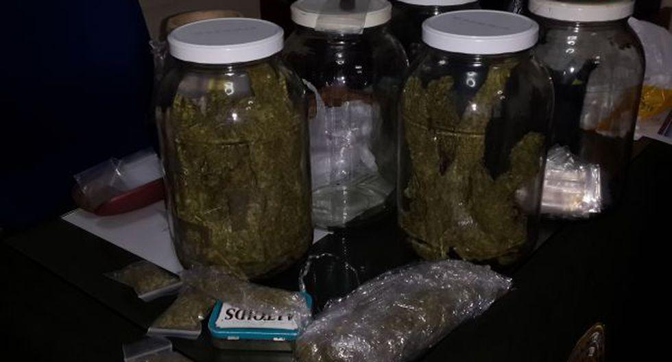 Alto poder alucinógeno. Incautaron semillas de 'la maldi' en una casa de Miraflores. (Difusión)