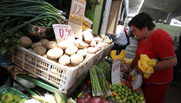 IMPACTO MUNDIAL. Se vive una tercera ola de alza de alimentos, explica el presidente del BCR. (USI)