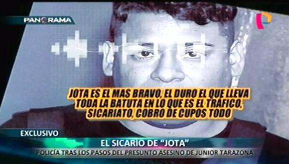 Junior Tarazona Acher es sindicado de haber sido el brazo derecho de Gerson Gálvez Calle, cabecilla de la banda 'Barrio King'. (Foto: Panorama)