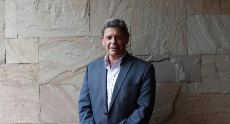 Jaime Aguirre, presidente del CADE Digital. (Renzo Salazar/Perú21)