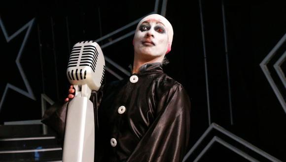 """Mike Bravo, 'Marilyn Manson', renunció a """"Yo Soy"""". (Foto: Difusión)"""