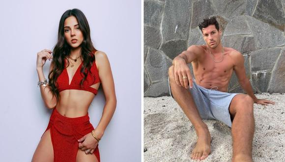 Luciana Fuster y Patricio Parodi han sido vinculados en los últimos días pero ambos han negado tener un romance. (Foto: Instagram)