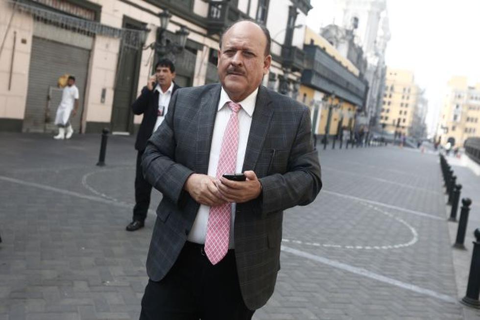 Sergio Dávila es miembro de Peruanos por el Kambio en representación de Lambayeque. (Perú21)
