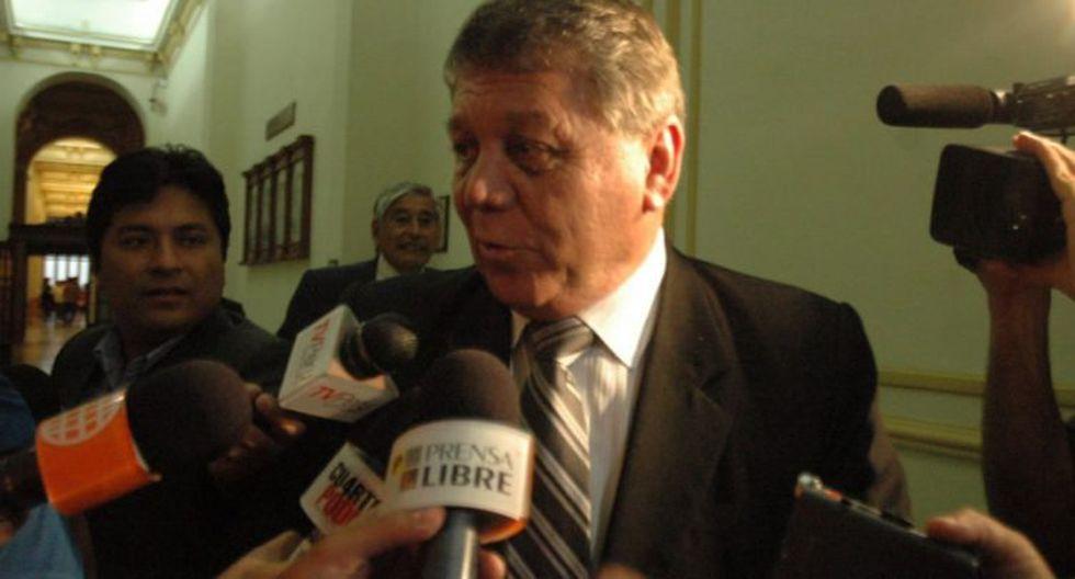 Gómez Cornejo fue secretario de economía de Diálogo Vecinal durante la campaña a la reelección de Susana Villarán,(Foto: Difusión)