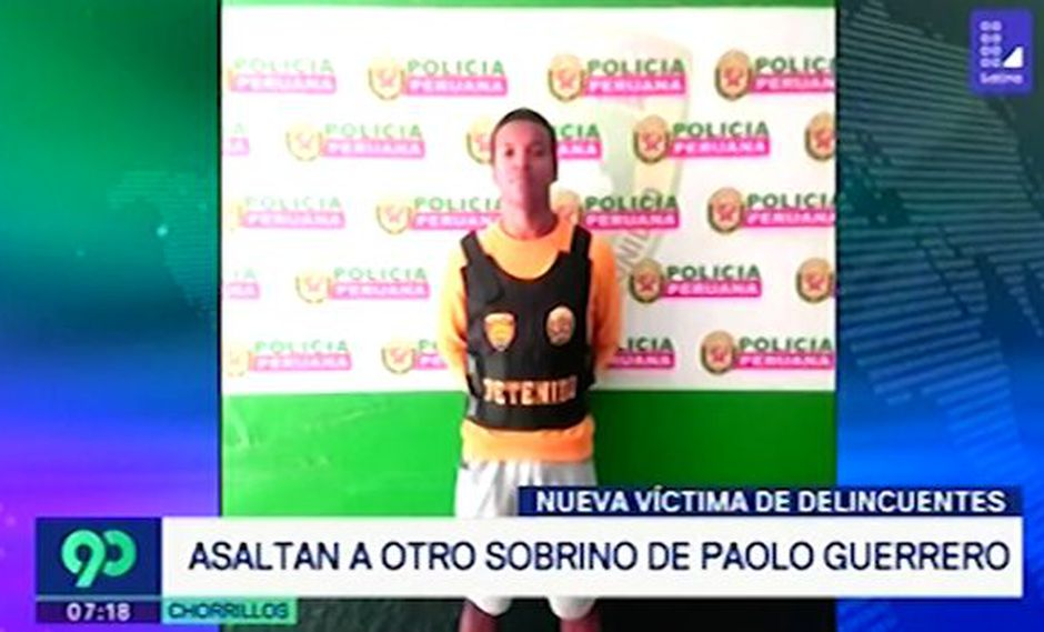 La víctima interpuso la denuncia en la comisaría de Villa, cuyos agentes efectuaron un operativo y capturaron a uno de los hampones, quien fue identificado como Jefferson Carbajal. (Latina)