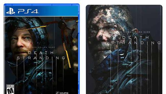 'Death Stranding' llegará a las tiendas el 8 de noviembre de 2019. Será un título exclusivo para PlayStation 4.